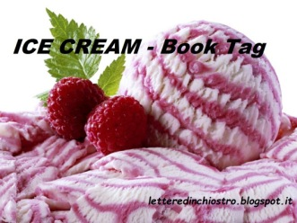 icecream book Tag