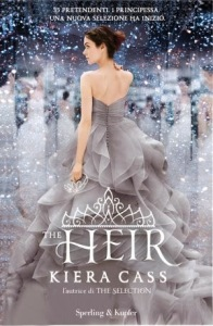 THE HEIR KIERA CASS